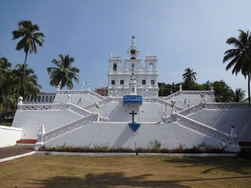 Goa-church